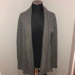 Tahari 100% Luxe Cashmere Cardigan Sweater